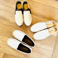 春めいてきたから🌸白い靴♪