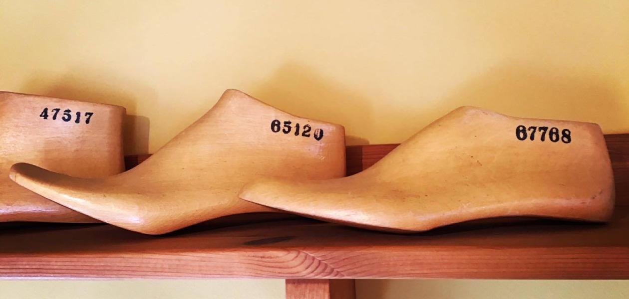 オリジナルデザインの靴づくり 木型(ラスト)について